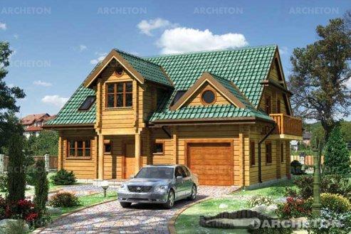 Проект дома Ярема
