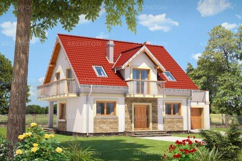 Проект дома Ларго Поло