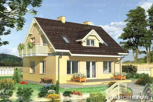Проект дома Лель