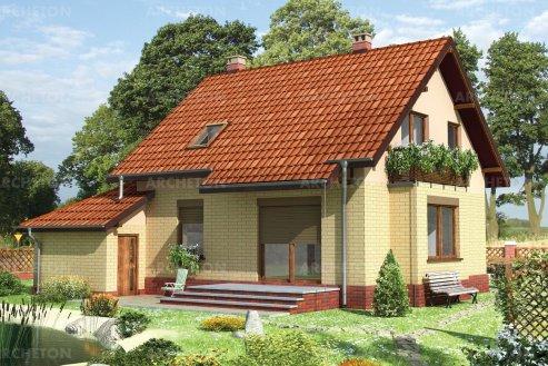 Проект дома Русана