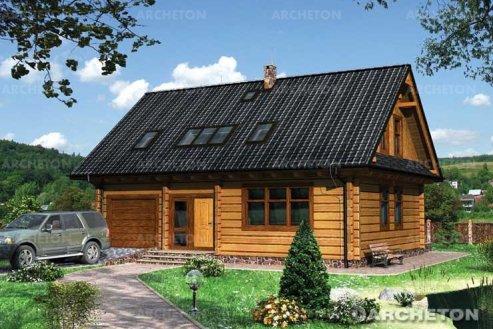Проект дома Виталис