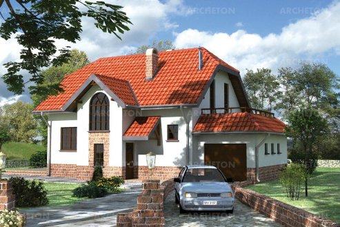 Проект дома Агава
