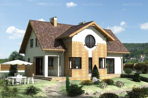 Проект дома Агнес