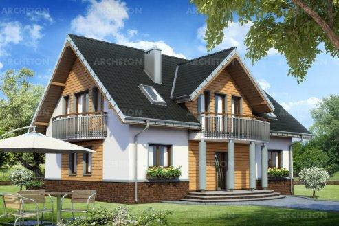 Проект дома Акорд Нео