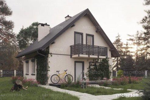 Проект дома Алан