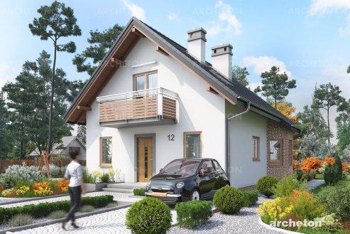 Проект дома Альдона Мини