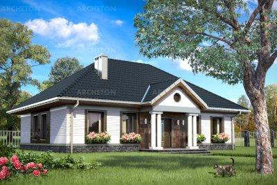 Проект дома Александрия