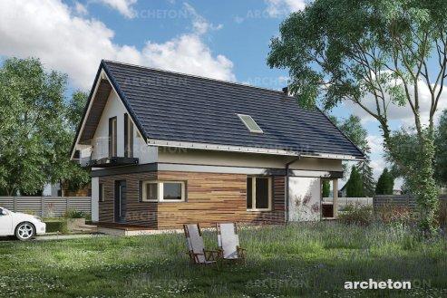 Проект дома Альфред