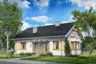 Проект дома Аида