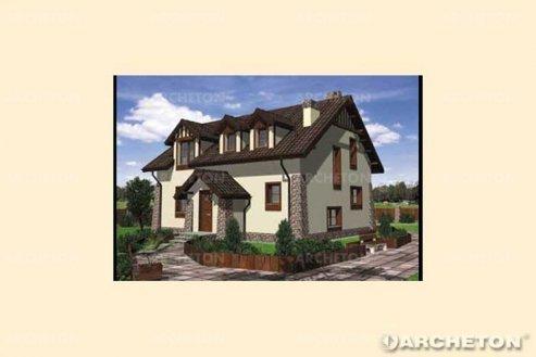 Проект дома Амброзия
