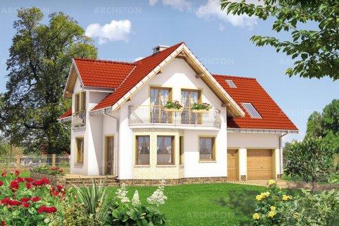 Проект дома Аметист Поло