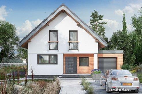 Проект дома Анатолий