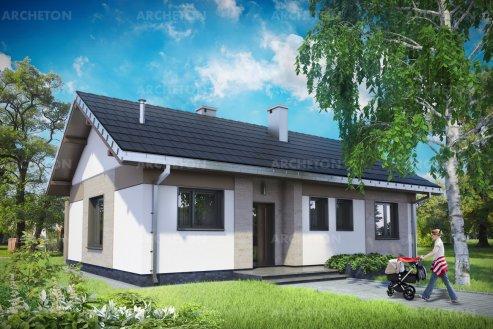 Проект дома Анита