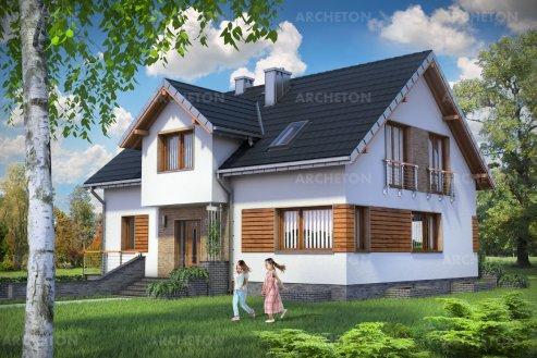 Проект дома Аннушка