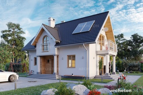 Проект дома Анталья