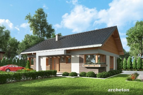 Проект дома Астерия