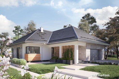 Проект дома Аврелий Бона