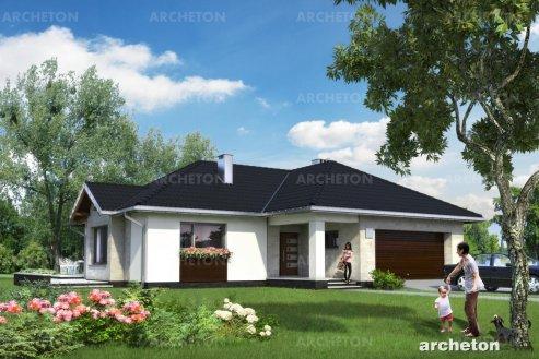 Проект дома Аврелий Поло