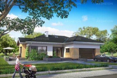 Проект дома Аврелий Рекс