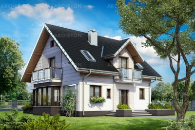 Проект дома Аксель Поло
