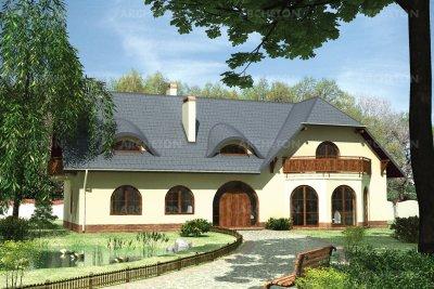 Проект дома Бальтазар