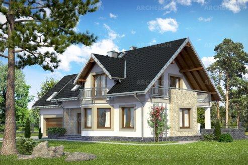 Проект дома Бальтазар Нова