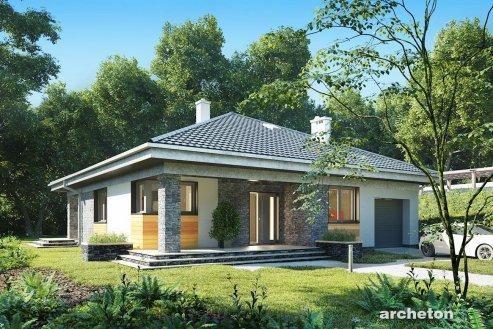 Проект дома Бланка