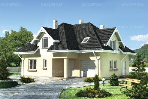 Проект дома Богна