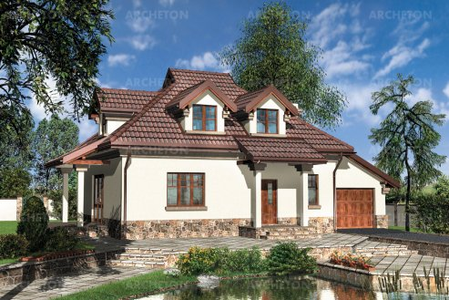 Проект дома Богуш