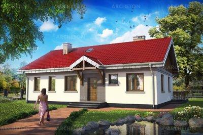 Проект дома Билл