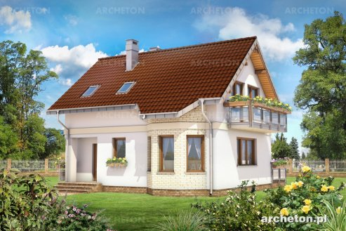 Проект дома Лещина Мини