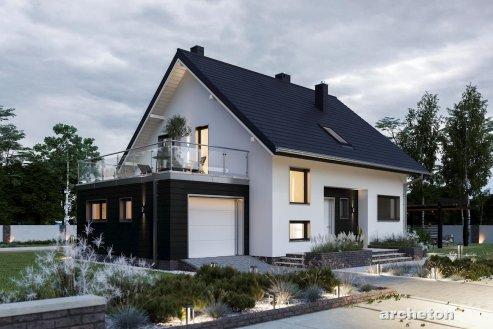 Проект дома София