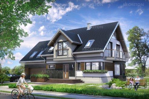 Проект дома София Гера Г2