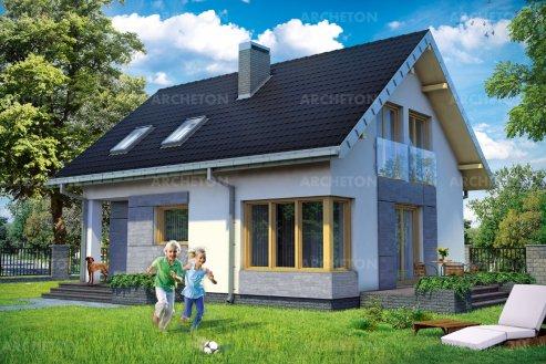 Проект дома Целья