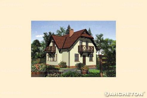 Проект дома Алмаз