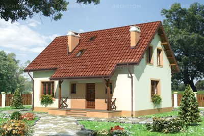 Проект дома Кирило