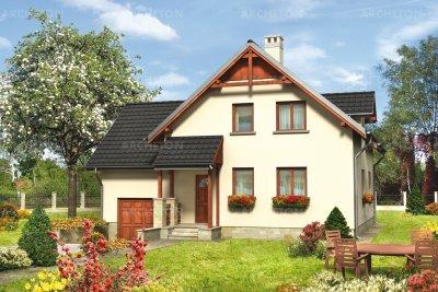 Проект дома Шотландец