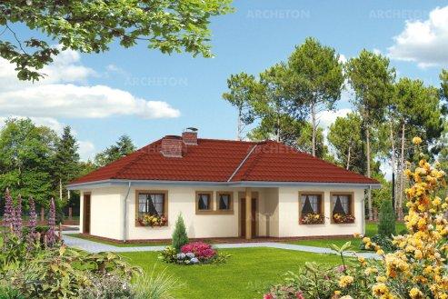 Проект дома Данило