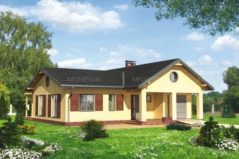 Проект дома Дмитрий