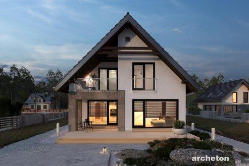 Проект дома Доминик Ас