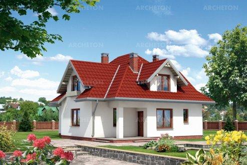 Проект дома Доната
