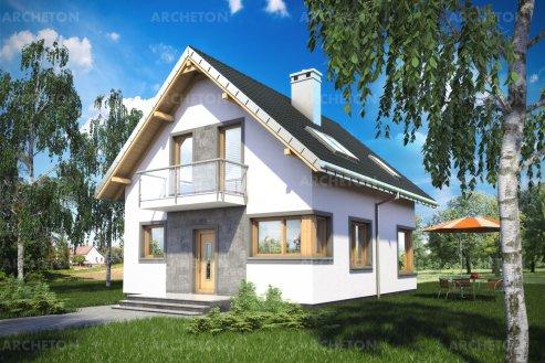 Проект дома Дориан