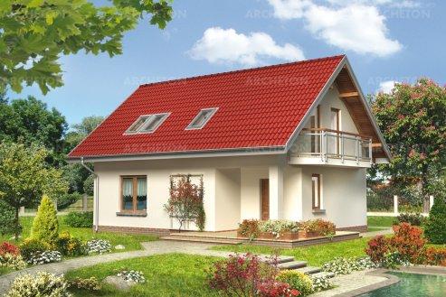 Проект дома Дробина-2