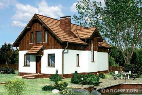 Проект дома Лира