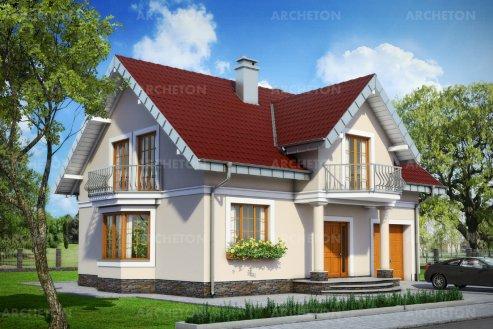 Проект дома Дымша Рекс