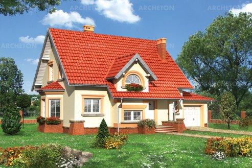 Проект дома Эстер