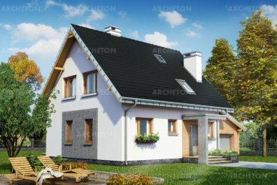 Проект дома Ева Нео