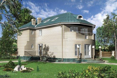 Проект дома Фортуна