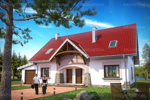 Проект дома Галина
