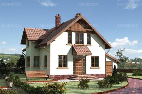 Проект дома Гаврош